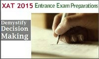 XAT 2015 Decision Making Section Demystified