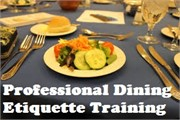 Professional Dining Etiquette Training