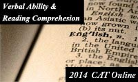 Verbal Ability & Reading Comprehension for CAT 2015