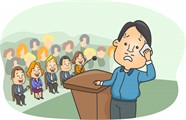 How to recover from Public Speaking Disasters