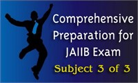 Prepare for JAIIB Exam - Subject 3 of 3