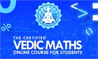 Vedic Mathematics : Complete Certified Course