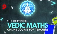Online Certified Course on Vedic Mathematics for Teachers