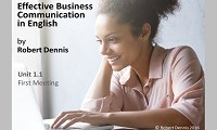 Effective Business Communication in English