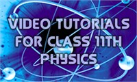 Video Tutorials for Class 11th Physics in Hindi