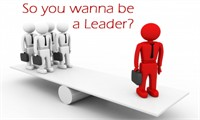 So You Wanna Be a Leader? Lessons in Entrepreneurship for Teachers