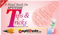 Aptitude Tips, Tricks & Formulae for All Competitive Exams by aptiDude