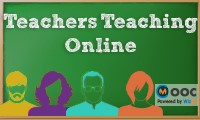 Teachers Teaching Online