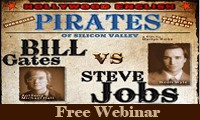 Hollywood English - Bill Gates vs Steve Jobs