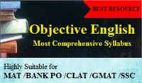 Objective English for Entrance Examinations