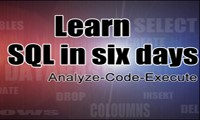Learn SQL Online in 6 days