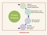 Cluster Analysis : Motivation, Application, Theory & SAS procedure