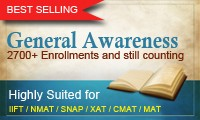 General Awareness for MBA covering Business Awareness & Current News